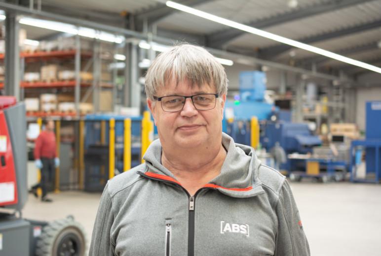 Bernd Bloemen von ABS Safety