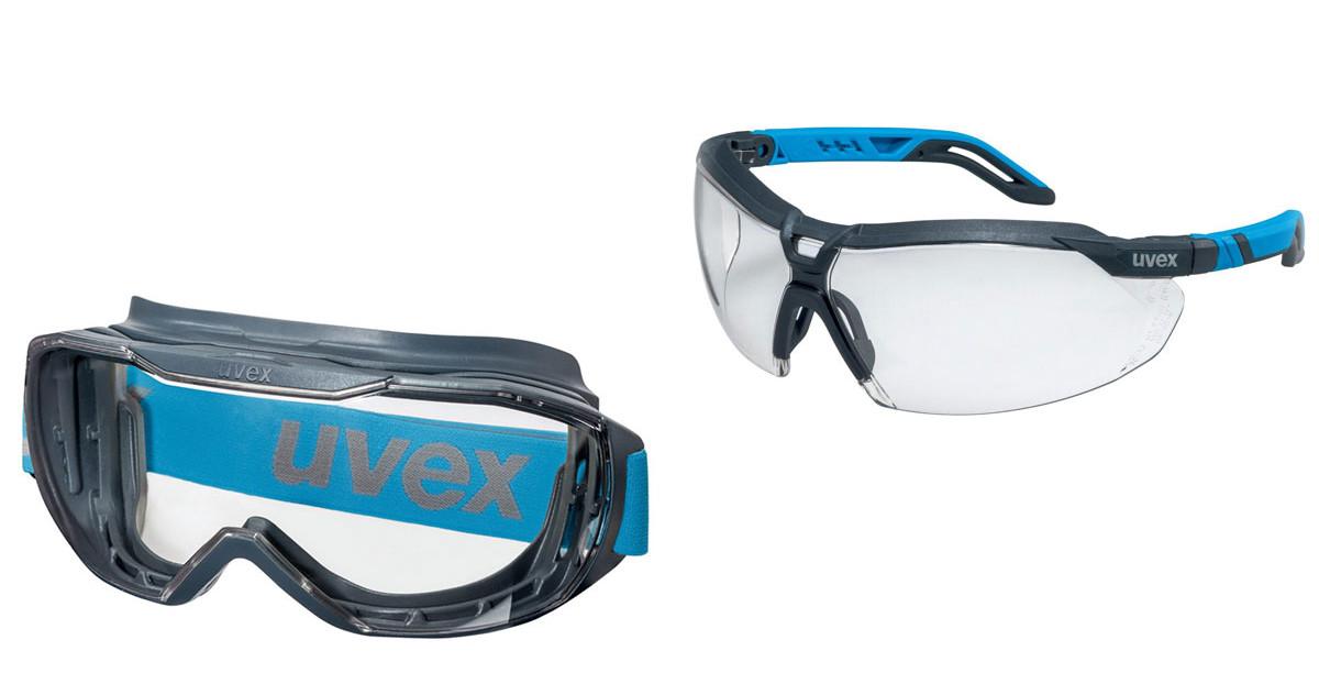 Die richtige Schutzbrille für jeden Job.