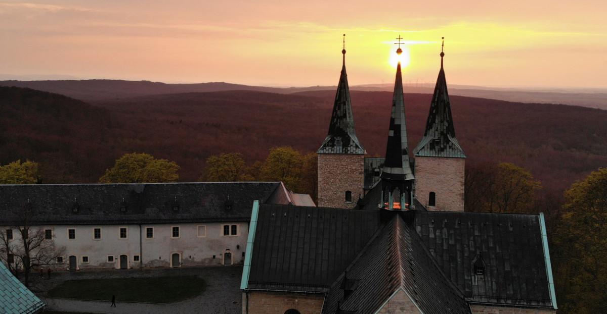 Benediktinerkloster Huyburg
