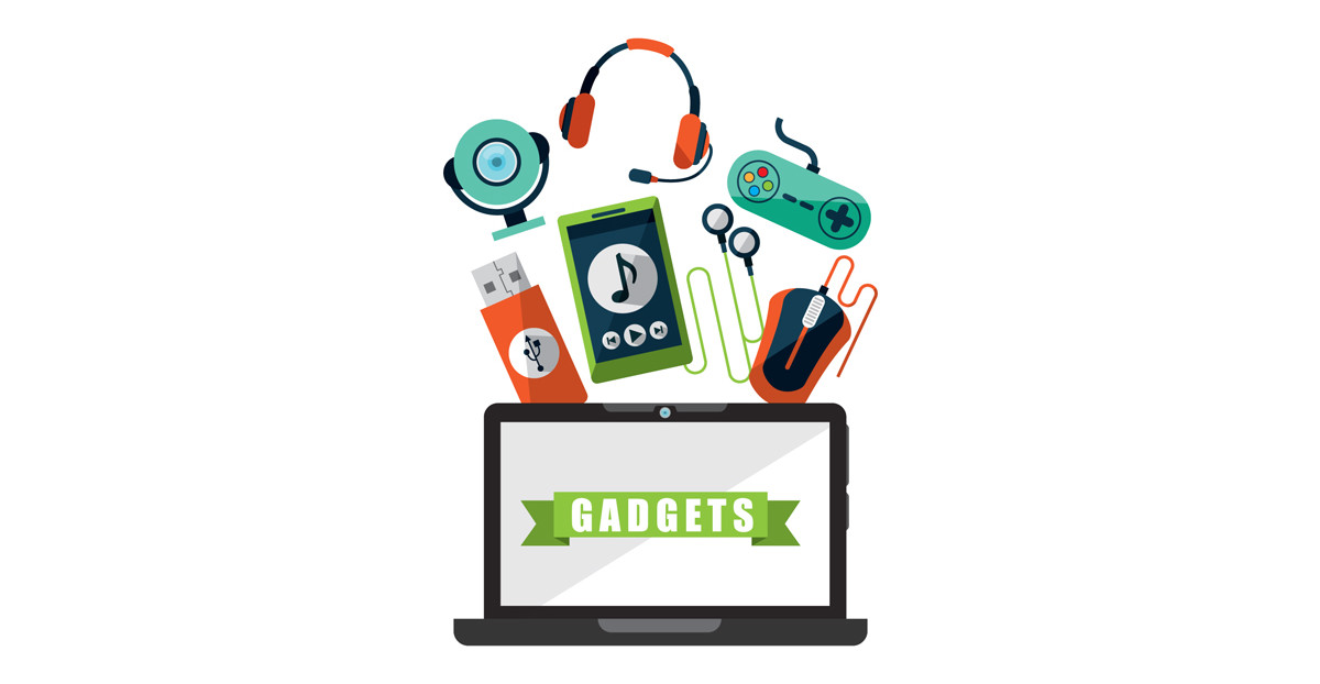 Illustration Gadgets