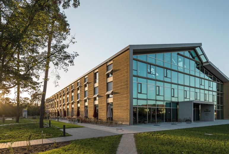 Alnatura Firmenzentrale Darmstadt