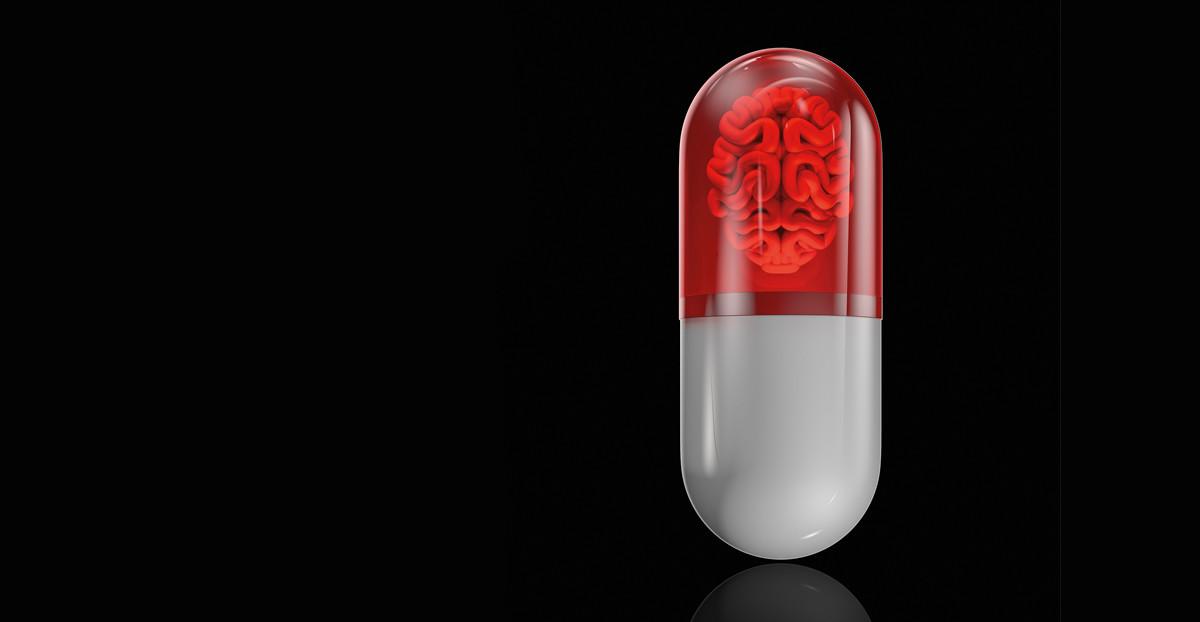 Tabletten, Aufputschmittel, Stimmungsaufheller, Hirndoping