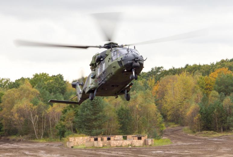 Bundeswehr Helikopter