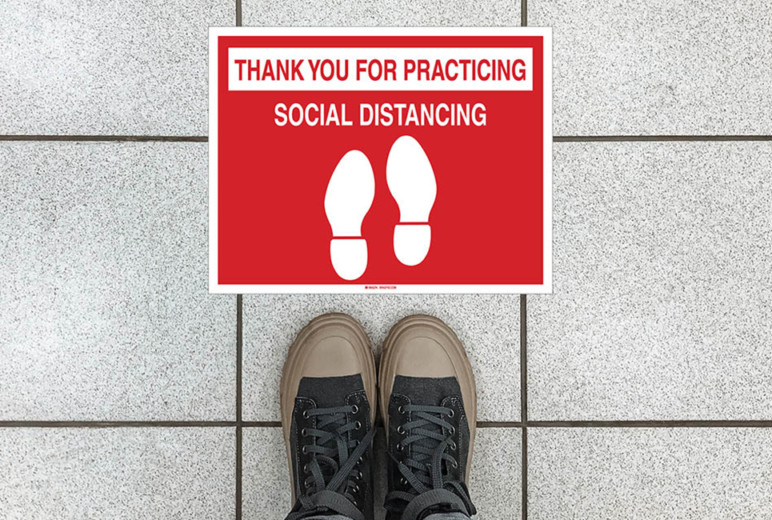 Brady Social Distancing