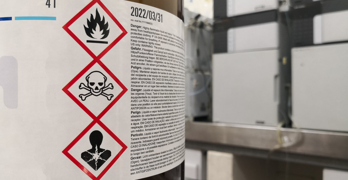 13. Gefahrstoffpreis