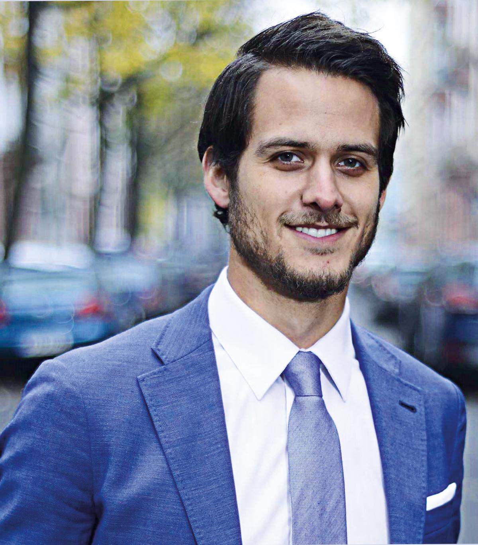 Ausgezeichnetes Gesundheitsmanagement: Portraitfoto Steffen Klink