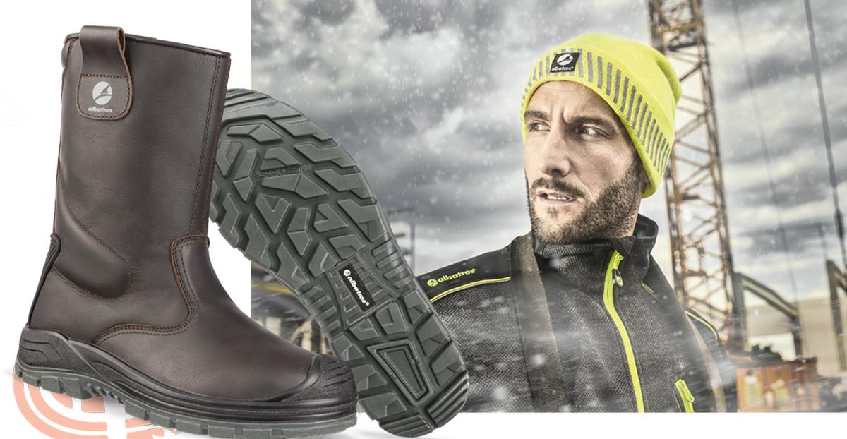 Sicherer Auftritt bei Schnee und Eis: Schuhe von ISM