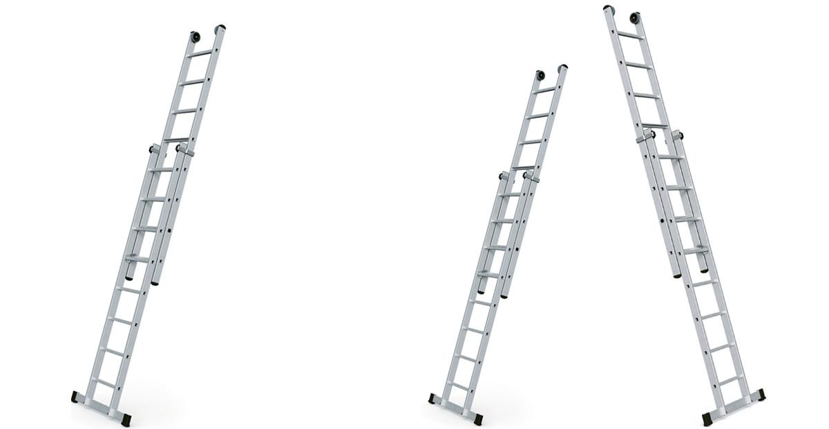 Stufen Statt Sprossen: Leiter von ZARGES GmbH