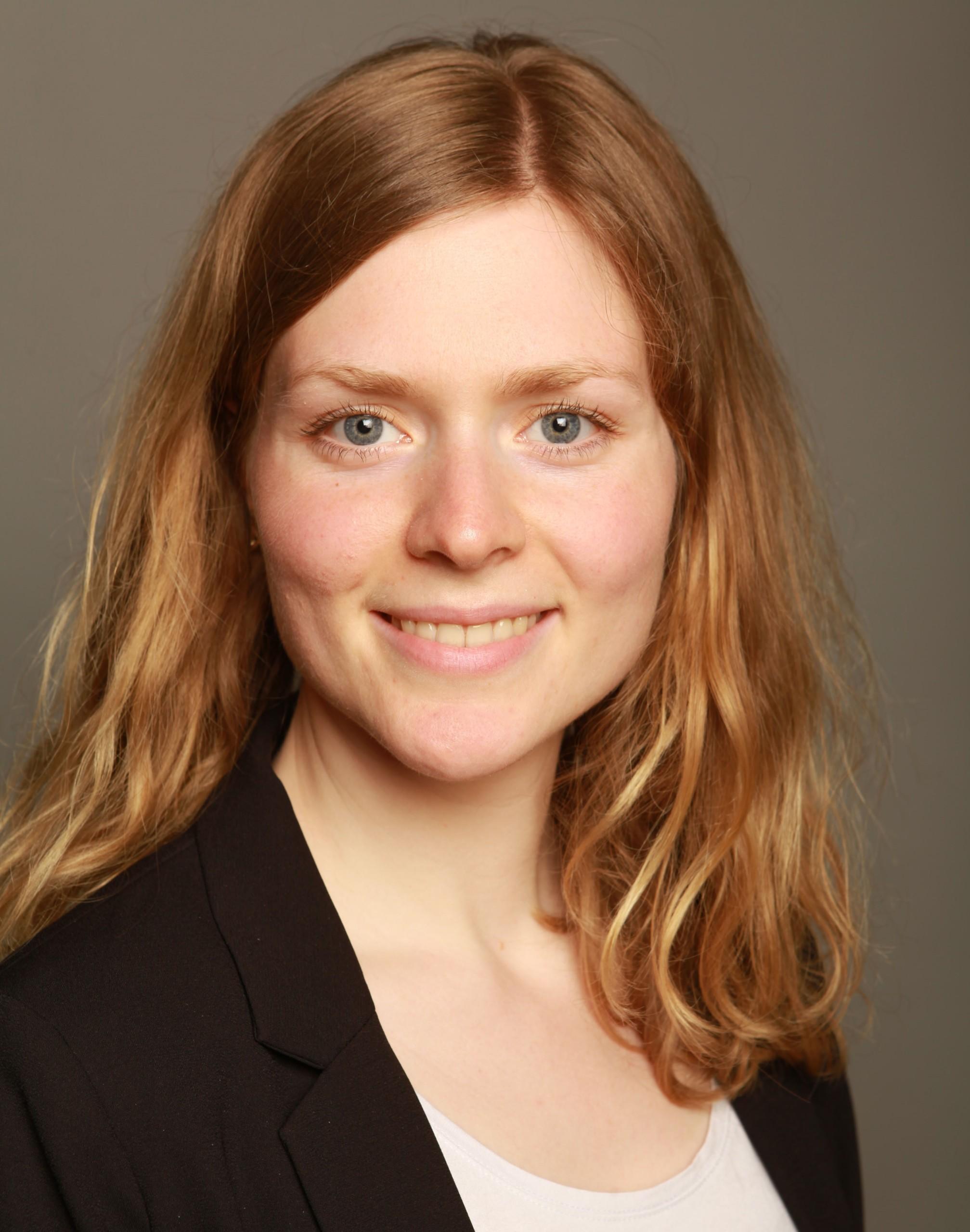 Jella Heptner ist Arbeitspsychologin bei der BG ETEM