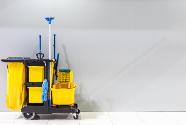 Sicherheit und Gesundheit bei der Gebäudereinigung