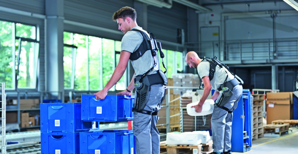 Helfer für den Rücken: Ottobock SE & Co. KGaA