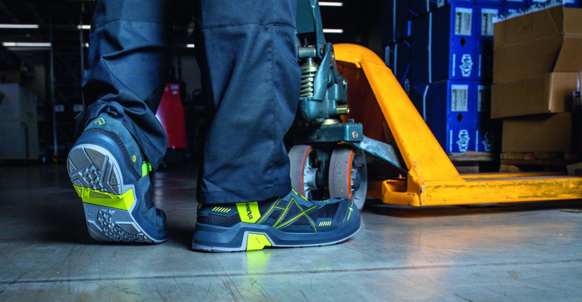 Stimulierendes Schuhwerk: HAIX Schuhe