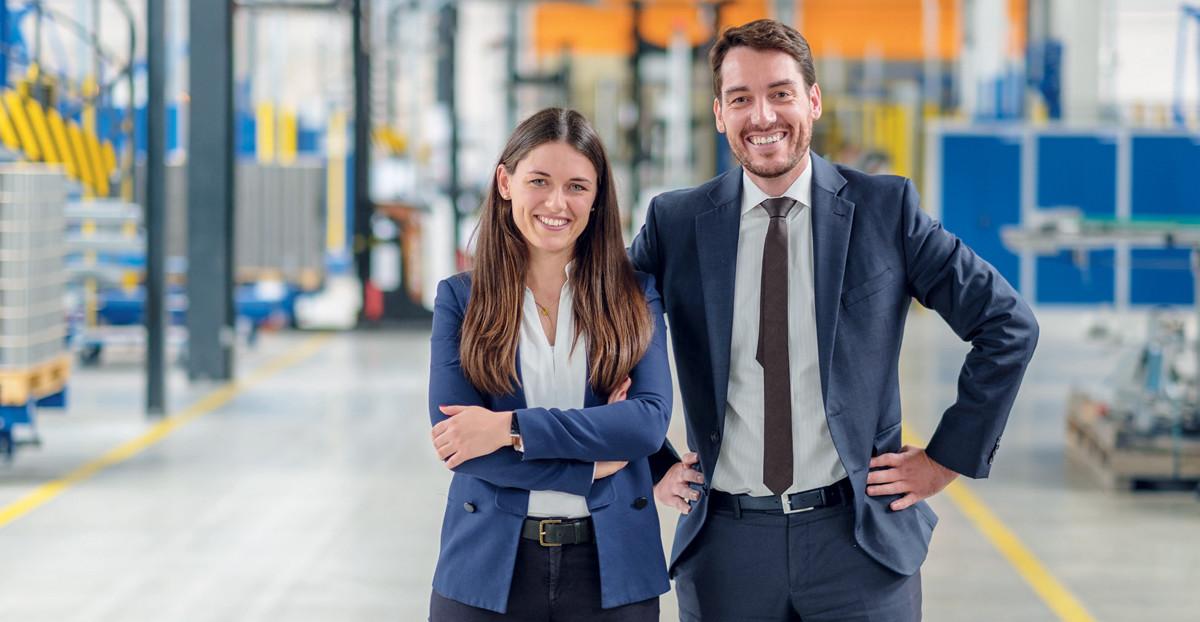 Vorbildlich nachhaltig: Blechwarenfabrik Limburg
