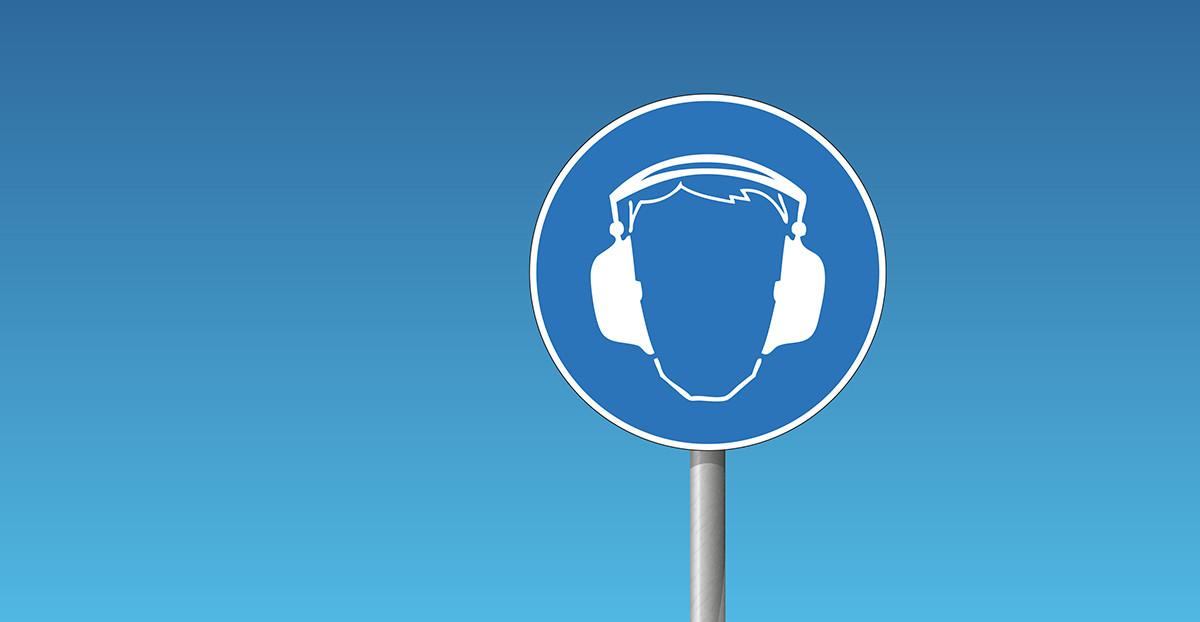 Gefährdungsbeurteilung Lärmschutz