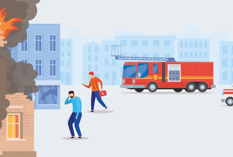 Gefährliche Energiespeicher: Hausbrand