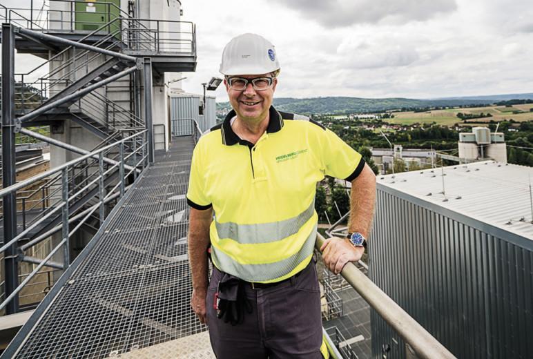 Editorial: Heidelberger Zementwerk